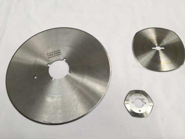 Lame circulaire pour ciseaux électriques