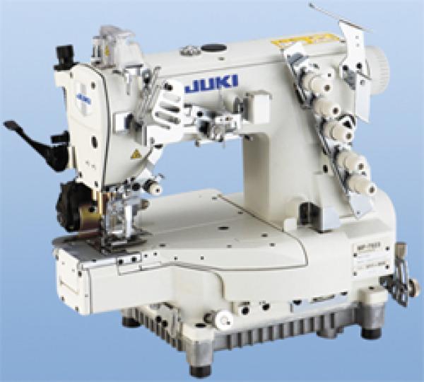 Machine canon recouvrement Juki avec puller