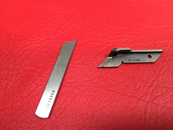 Couteau piqueuse